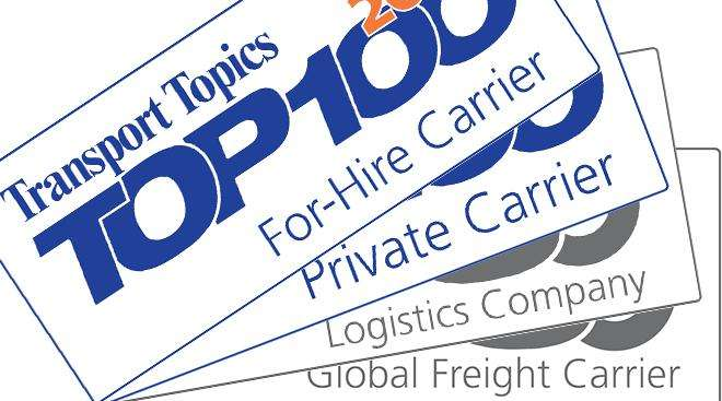 Top 50 Logistics Companies in 2019 | Transport Topics