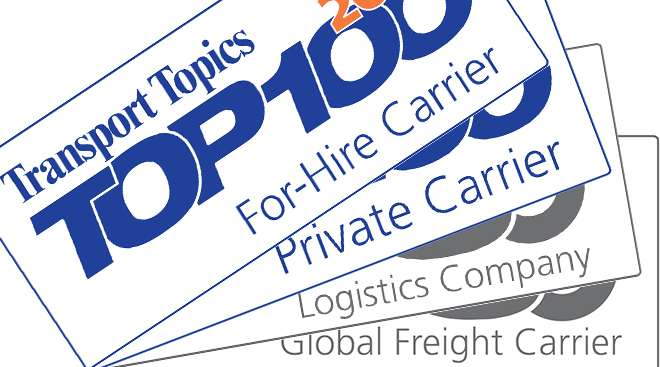 2018 Top Freight Brokerage Firms | Transport Topics