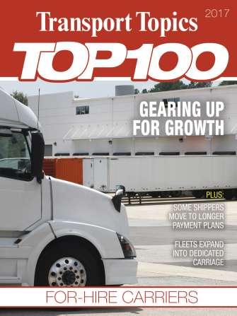Top 100 For-Hire | Transport Topics