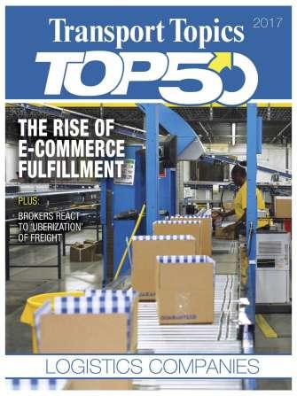 2017 Top 50 Logistics | Transport Topics