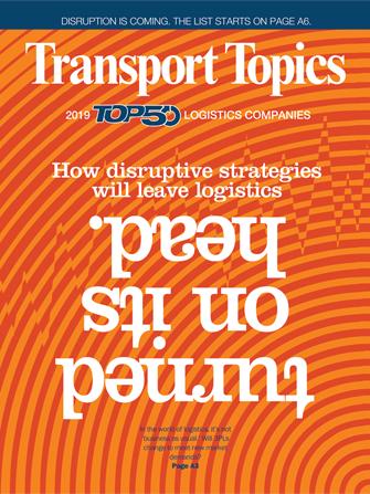 Top 50 Logistics Companies in 2019 | Transport Topics