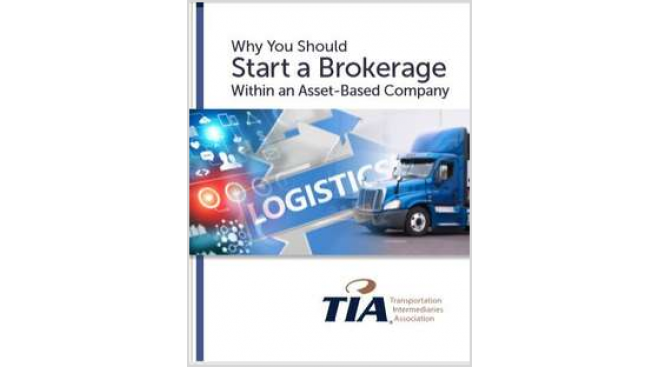 Why You Should Start a Brokerage Within an Asset-Based Company