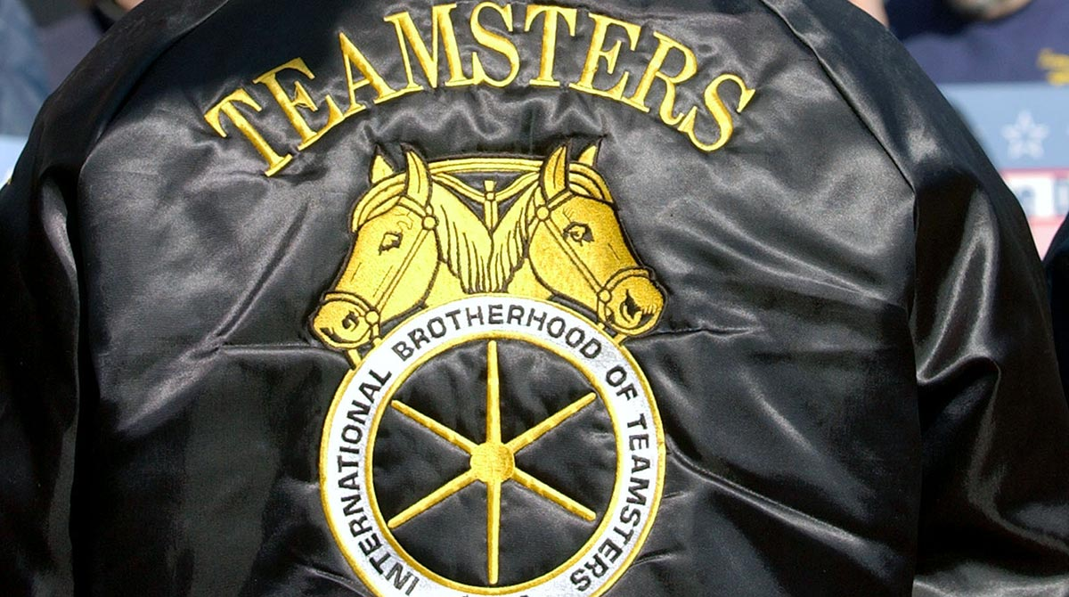 Teamsters Union Scores Victory With Intermodal Workers