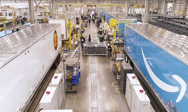 Hyundai Translead plant
