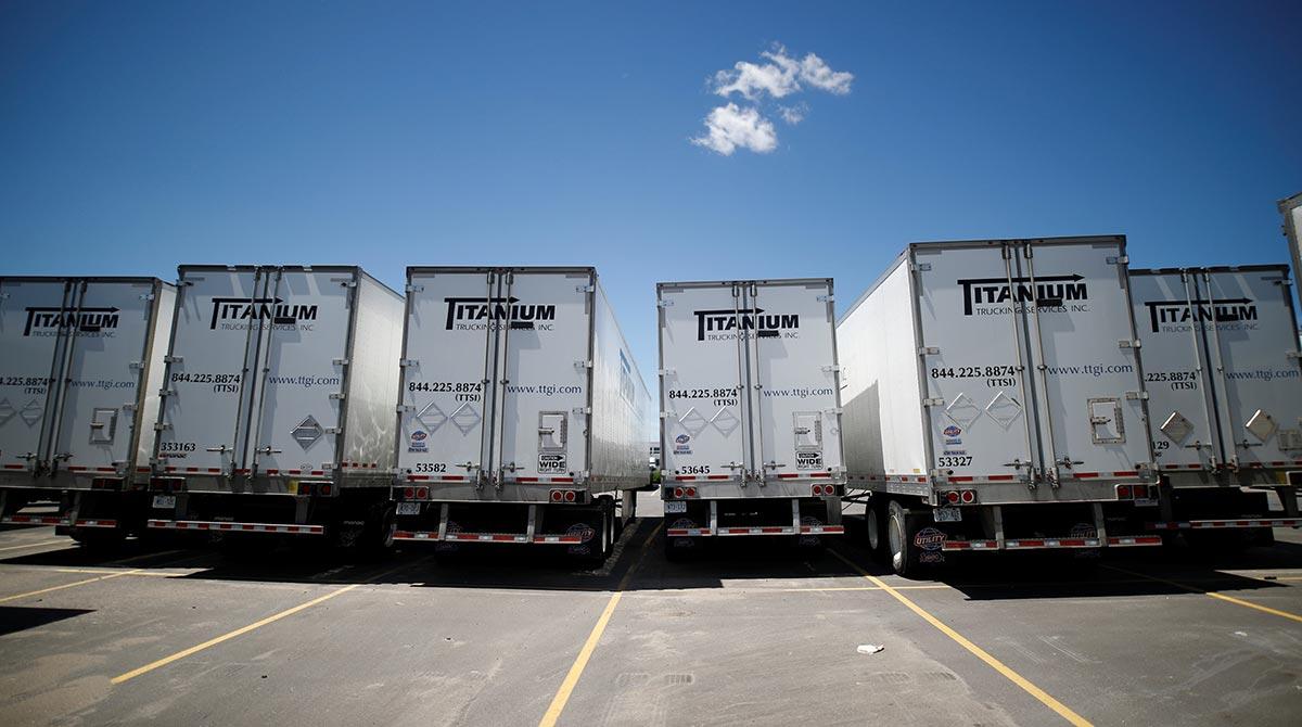 trailers lot titanium