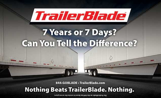 Nothing Beats TrailerBlade. Nothing.