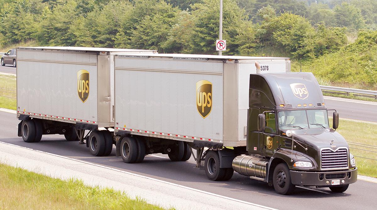 UPS Twin 33