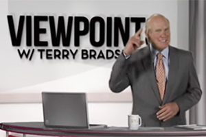 Terry Bradshaw in trucking school video