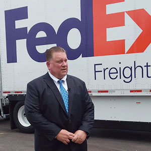 FedEx Freight's John Smith