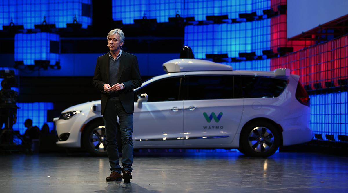 Waymo CEO John Krafcik